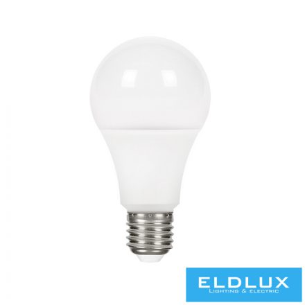 LED izzó A60 E27 9W 6400K