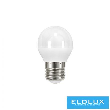 LED izzó G45 E27 4W 6400K