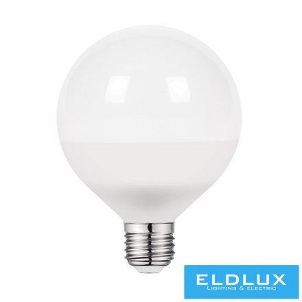 LED izzó G95 E27 15W 6400K