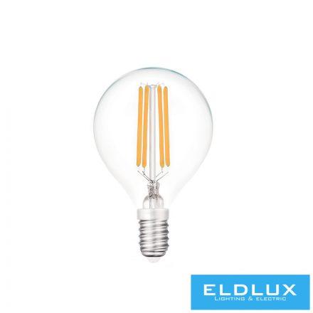 Filamentes LED izzó G45 E14 4W 3000K