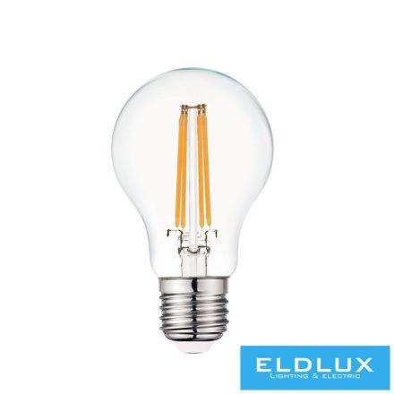 Filamentes LED izzó A60 E27 4W 3000K