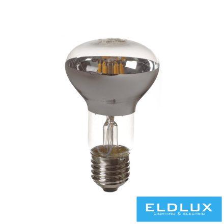Filamentes LED izzó R63 E27 6W 3000K