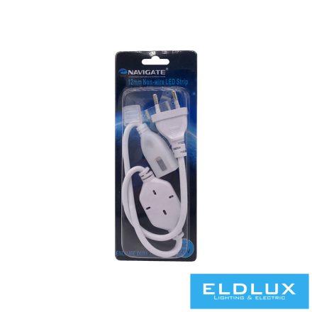 Flexibilis LED Szalag 12mm Dugó