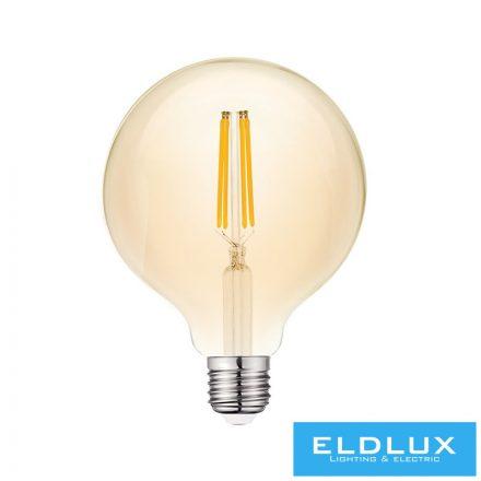 Filamentes LED izzó G95 E27 4W 2200K