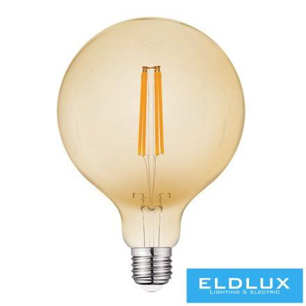 Filamentes LED izzó G125 E27 4W 2200K