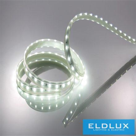 LED Szalag 230V 8mm 5050-60D 6500K IP65