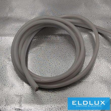 Neon LED Szalag 230V 10mm 2835-120D zöld IP44