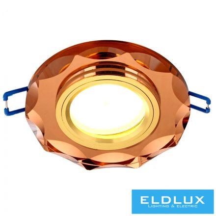 MIRROR Süllyesztett Lámpatest GU10 Arany