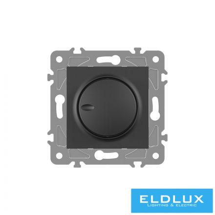 ELDGROUND Feszültség szabályzó. Max 500w Fekete