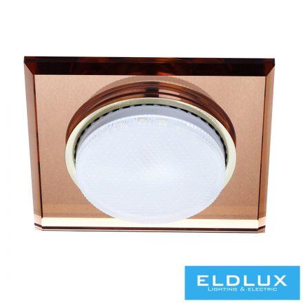 MIRROR Süllyesztett Lámpatest GX53 Arany