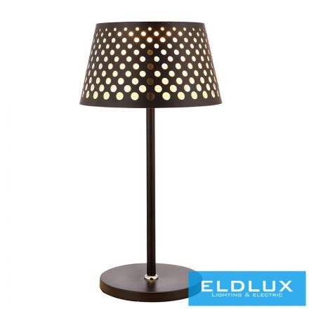 HONEY Asztali lámpa Fekete LED 12W
