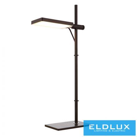 BRICKS Asztali lámpa Fekete LED 17W