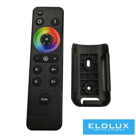 12V/24V-os CCT/RGB/RGBW LED Szalag vezérlőhez(PS4220) Táviránytó 2.4Ghz 4 Zónás 5In1