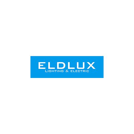 ELDTREND ÉrintőPanel Fehér(2×kettes kapcsolóhoz)