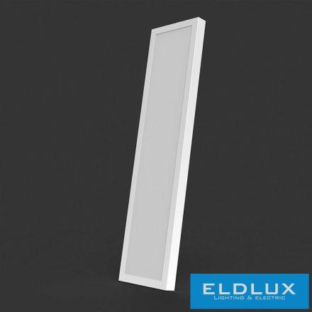 Falon kívüli backlit LED panel 120×30mm 48W 4320lm 6500K