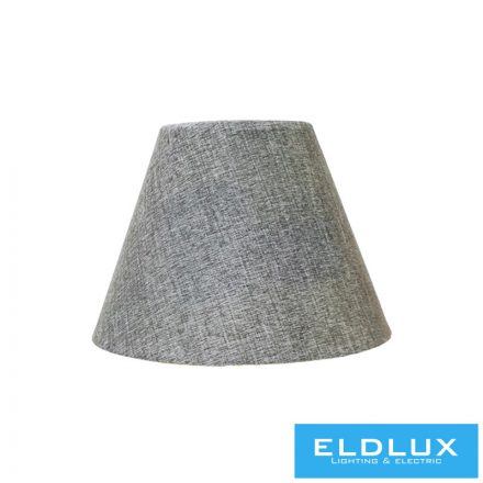 S-szürke TC lámpaernyő A típus