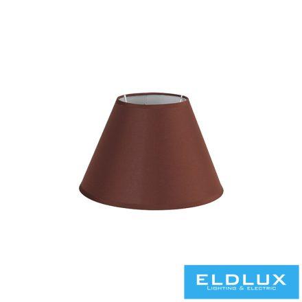 Barna TC lámpaernyő B típus