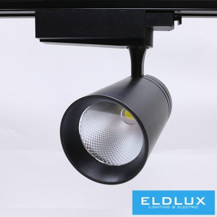 Egyfázissínre Szerelhető LED lámpa BL 35W CW