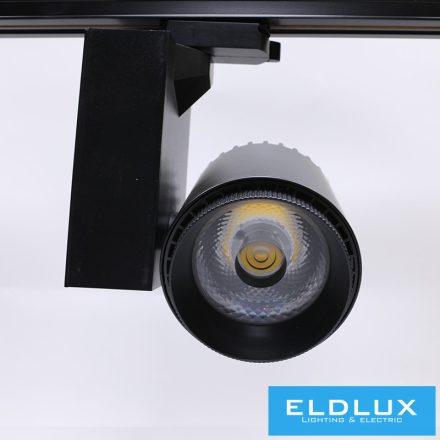 Földelt egyfázissínre Szerelhető LED lámpa BL 50W WW