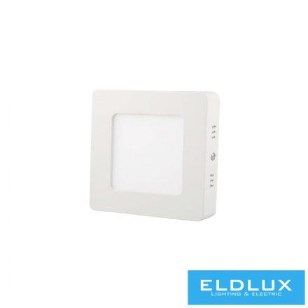 Szögletes Falon Kívüli LED Panel 6W 420lm 6500K