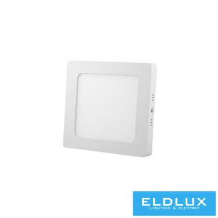 Szögletes Falon Kívüli LED Panel 12W 960lm 4500K