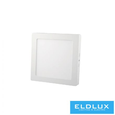 Szögletes Falon Kívüli LED Panel 18W 1530lm 6500K