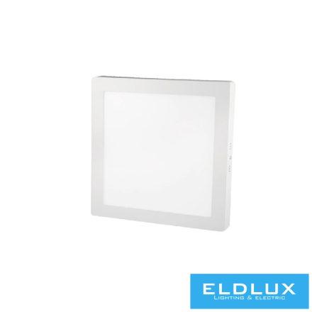Szögletes Falon Kívüli LED Panel 24W 2000lm 6500K