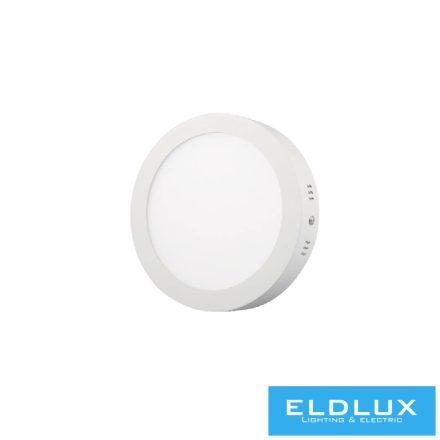 Köralakú falon kívüli LED panel 18W 1530lm 6500K