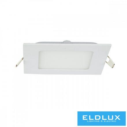 Szögletes Süllyesztett LED Panel 12W 960lm 6500K