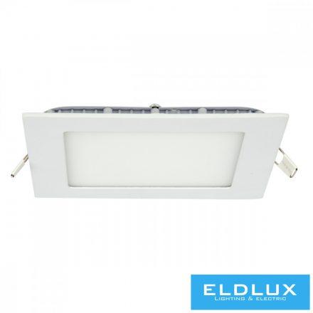 Szögletes Süllyesztett LED Panel 18W 1530lm 4500K