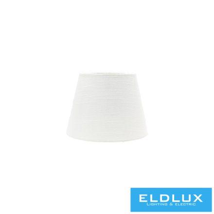Fehér len lámpaernyő B típus